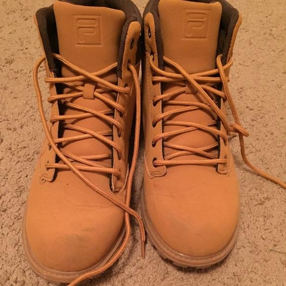 578f0f248d FILA Steel Toe Work Boots Size 10 1/2